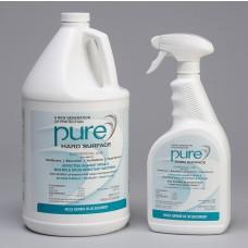 Pure gallon and 32oz