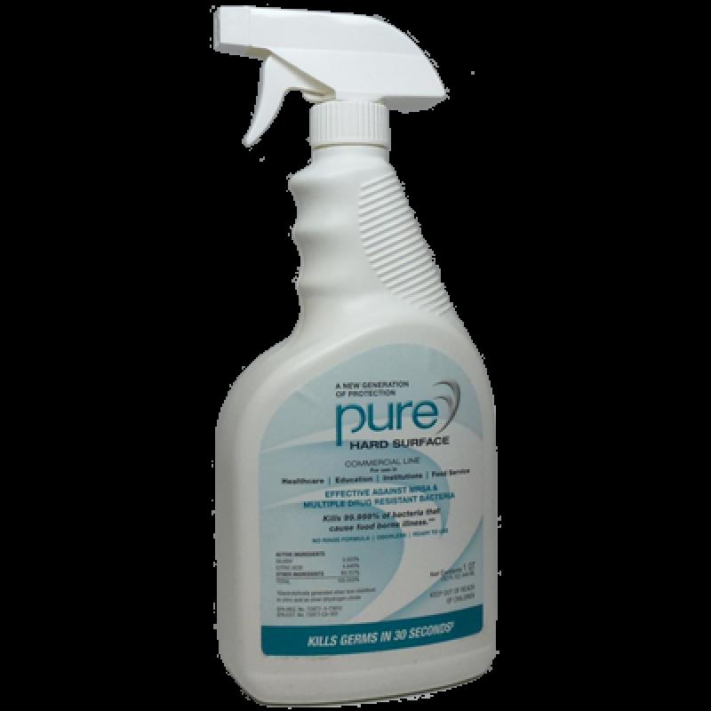 Pure disinfectant