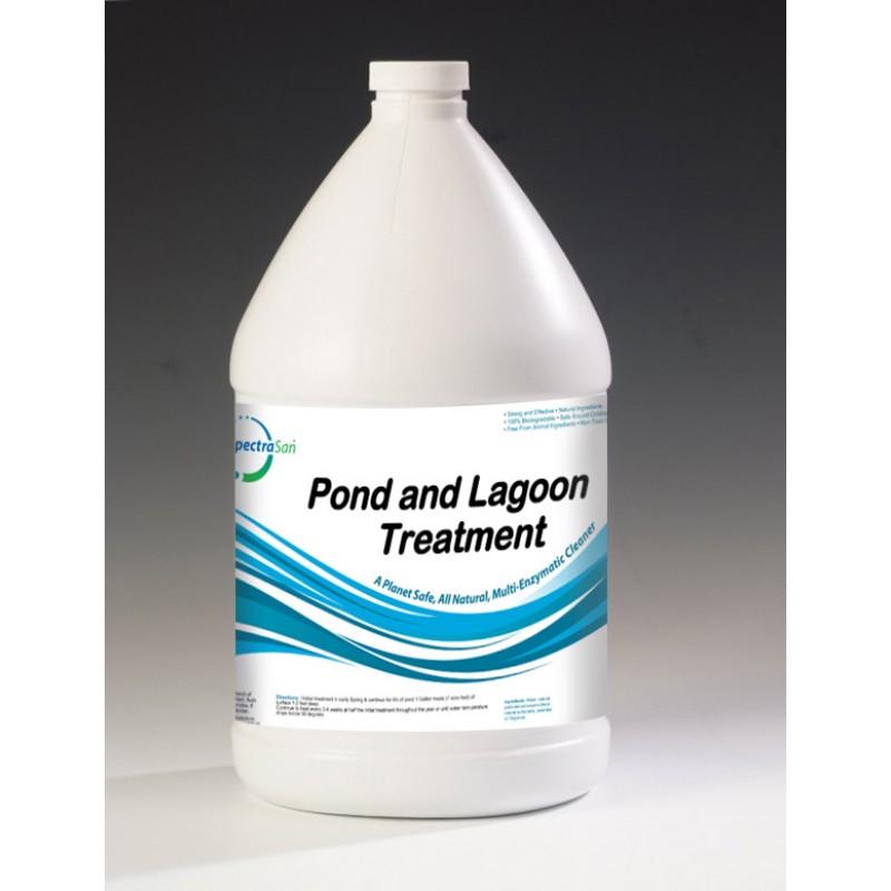 SpectraSan Lagoon and Pond Treatment